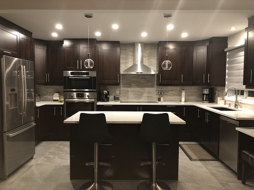 Kitchen Cabinet Design In Montreal Custom Made Quality At